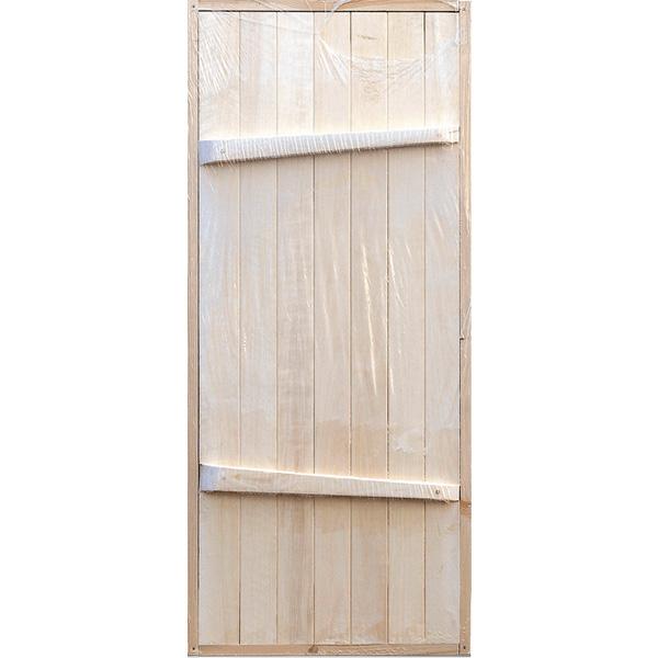 Дверь ДГ банная с коробкой 1 сорт 760х1760