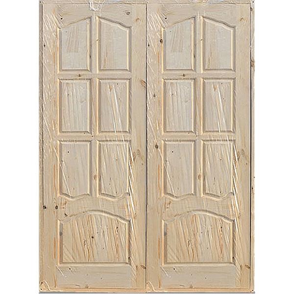 Дверь ДФГ с коробкой хвоя 770х1870