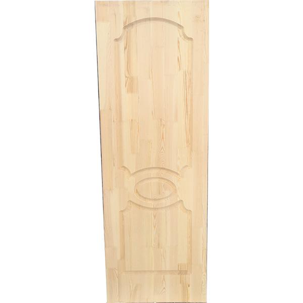 Дверь ДГ массив с коробкой хвоя 770х2070 бессучковая