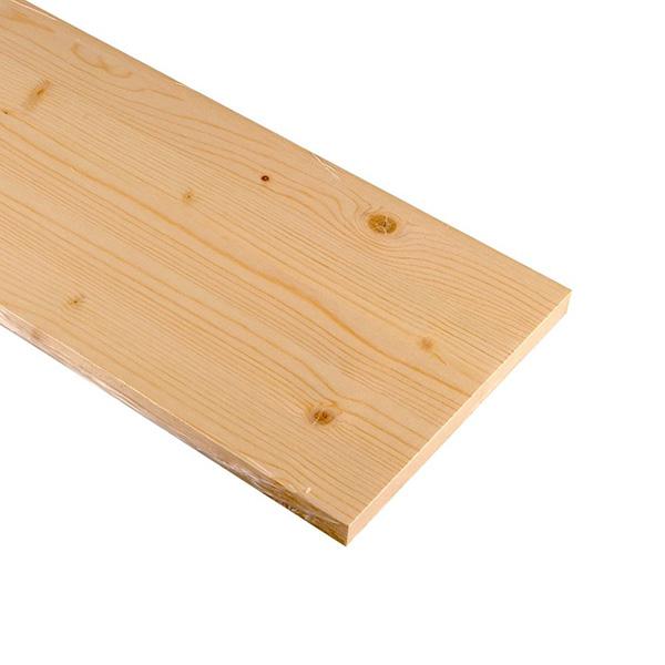 Мебельный щит сучковый хвоя 18х150х2100