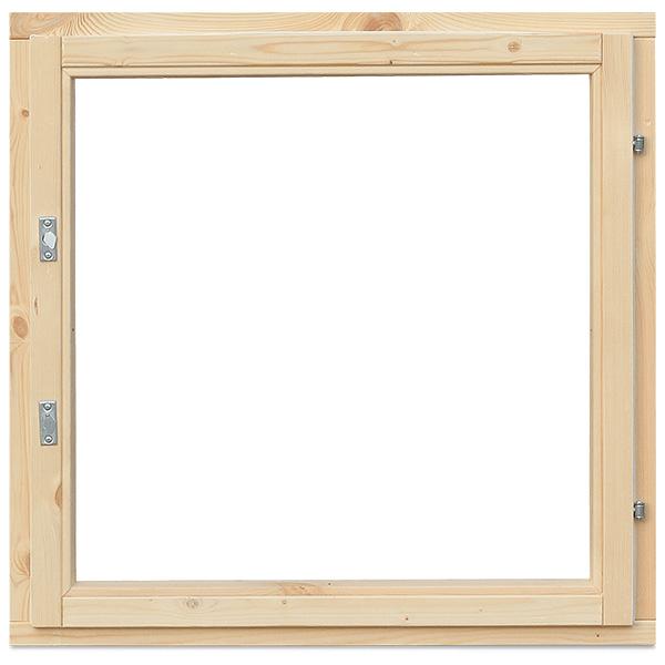 Окно двойное ОДОУ 600х600