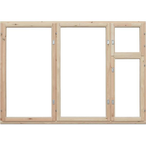 Окно двойное ОДОУ 1500х1800